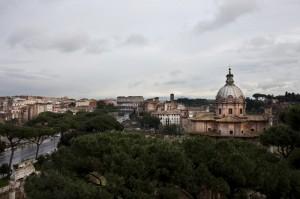 Roma dal Vittoriano 01