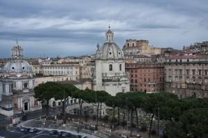 Roma dal Vittoriano 02