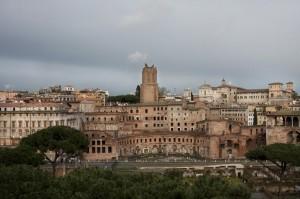 Roma i mercati Traianei
