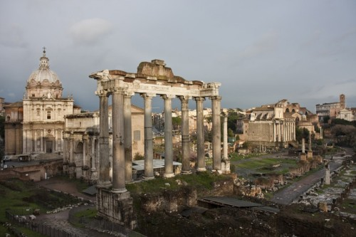 Roma - Roma i fori Imperiali