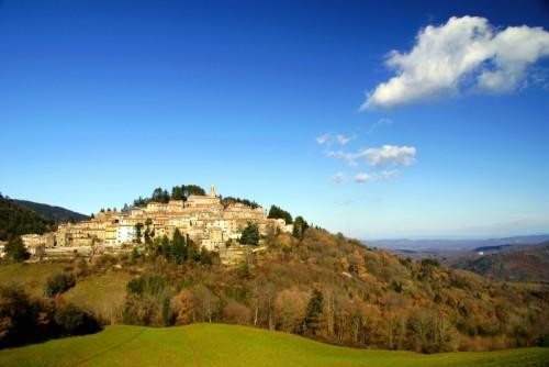 Montieri - Gerfalco: già prima dell'anno mille se lo contendevano i Pannocchieschi e gli Aldobrandeschi