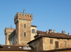 Castello Visconti Castelbarco Albani - due