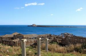 Isola di CapoPassero.(tra natura,arte e storia)