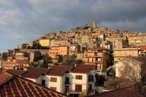 Montecelio, panorama