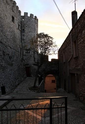 Sant'Angelo Romano - Castello Orsini-Cesi, torrione