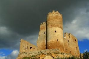 Il castello di Mazzarino