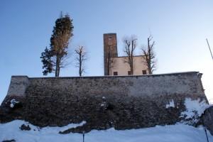 Mombasiglio -Il castello