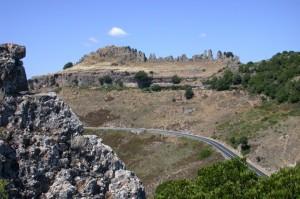 Fortezza naturale detta Su Casteddu (Il Castello)