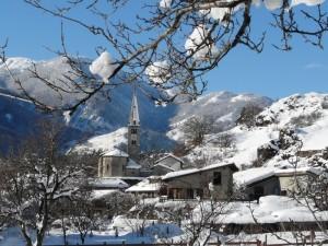 Inverno a Savoulx
