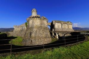 Il castello di Sarzanello