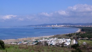 Panorama di Follonica 2