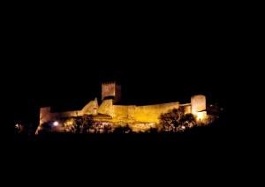 Castello di Lombardia, Notturno!