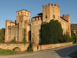 Il Castello di Valbona a Lozzo