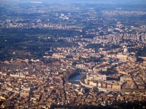 Quanto sei bella Roma quanne'….il mattino…