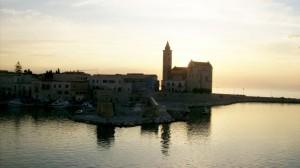 Porto e Cattedrale al tramonto