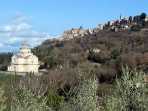 Montepulciano e la sua chiesa