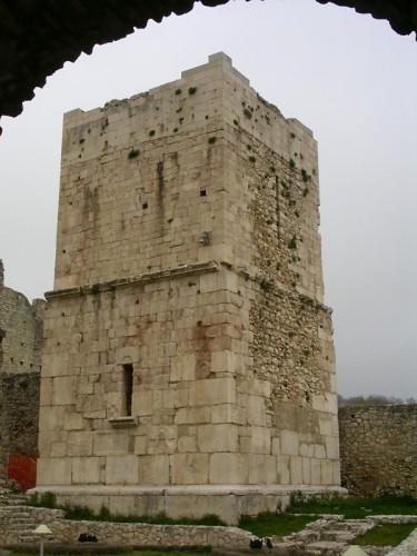 Sant'Angelo dei Lombardi - Torre Febronia