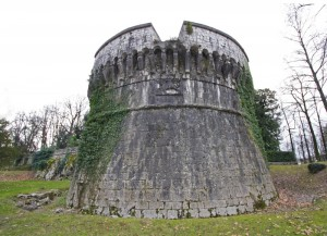 il borgo fortificato