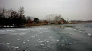 lastra di ghiaccio