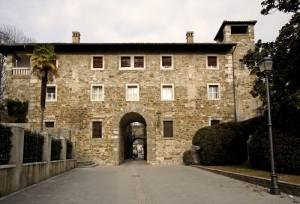 ingresso al borgo da Porta Nuova
