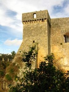 la torre del castello– giuliano(le)