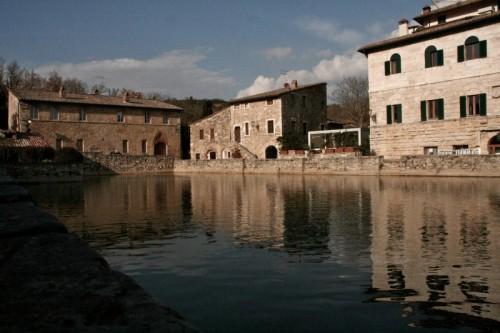 San quirico d 39 orcia bagno vignoni - Bagno vignoni mappa ...