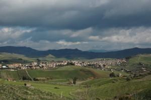 Castellana Sicula (PA) panorama