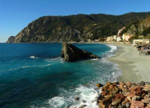 Zingarata alle 5 Terre - 5 -  Monterosso, il litorale