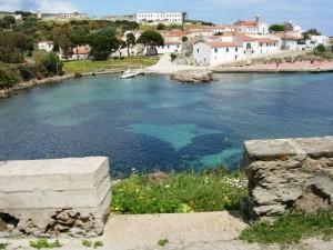 Porto Torres isola dell'Asinara
