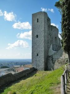 Torre della rocca di Montefiascone