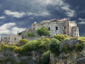 Il castello di palizzi