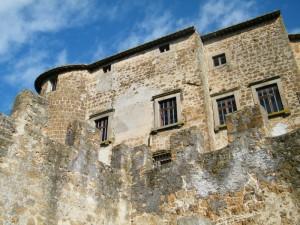 L'antico borgo di Montecalvello