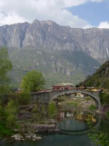 Il Ponte di Montecchio sull'Oglio