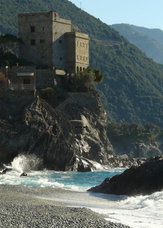 ''Zingarata alle 5 Terre - 6 - Monterosso, la Torre'' - Monterosso al Mare