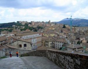 Perugia, i tetti del Jazz!