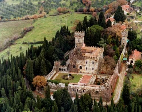 Fiesole - Castello di Vincigliata