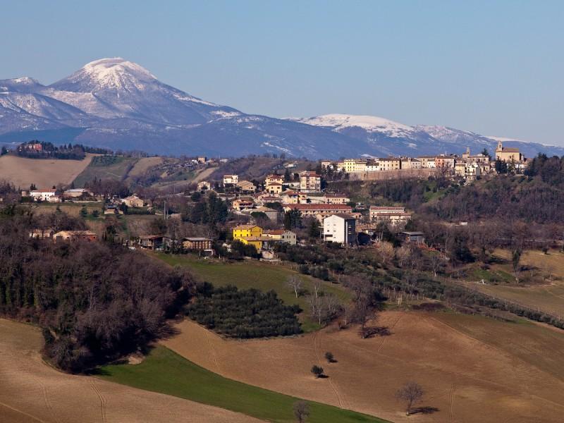 ''Nella Comunità dei Monti Azzurri'' - Colmurano