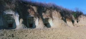 Cannoniere Italiane di Monte Fortin (I GM)