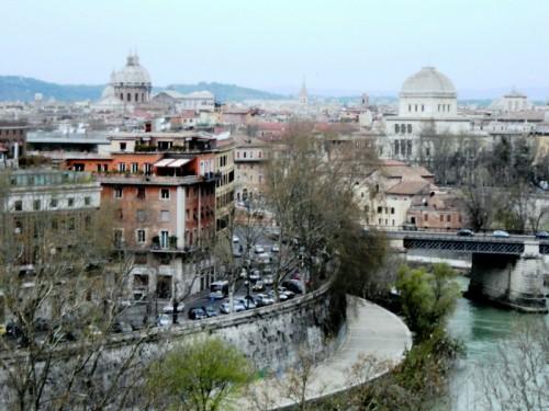 Roma - Dai giardini dell'Aventino