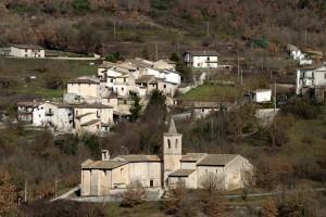 Santa Maria frazione di Tione
