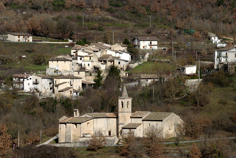 ''Santa Maria frazione di Tione'' - Tione degli Abruzzi