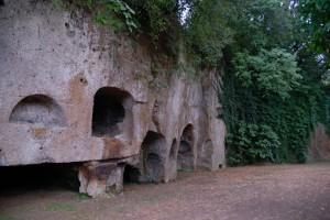 Le mura etrusche