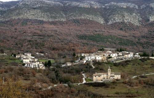 Tione degli Abruzzi - Santa Maria del Ponte frazione di Tione degli Abruzzi