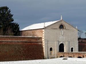 La Porta Imperiale (1579 / XIX sec.) a Sud-Est