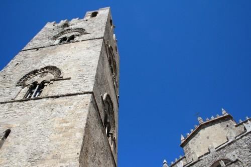Erice - Ex-torre vedetta del 1312