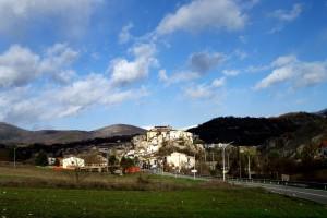 Arrivando a Castelvecchio