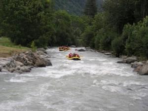 Il torrente Noce nella Val di Pejio