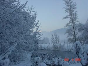 Inverno nei dintorni di Feltre