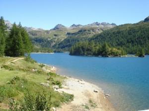 Lago dell'Alpe Devero