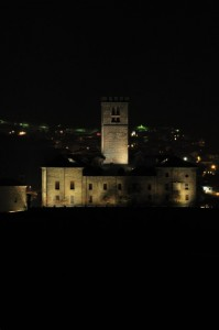 Sarre, il castello